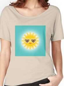 Lovely Sun Women's Relaxed Fit T-Shirt