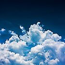 Blue Clouds by grafoxdesigns