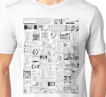 Screen Shot Work Unisex T-Shirt