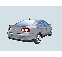 Volkswagen Passat Photographic Print