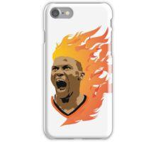 Super Saiyan Westbrook iPhone Case/Skin