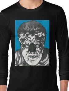 Wolf Man Long Sleeve T-Shirt