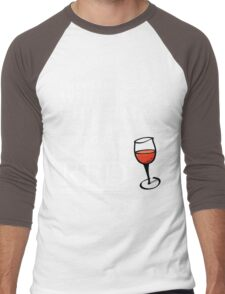 White Christmas Men's Baseball ¾ T-Shirt
