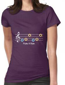 Make it rain - Zelda Womens Fitted T-Shirt