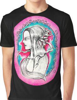 Spring Spirit Graphic T-Shirt