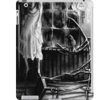 The magic of that Christmas tree. It wraps itself around us every year and will go on forever. iPad Case/Skin