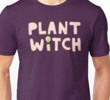 Plant Witch Unisex T-Shirt