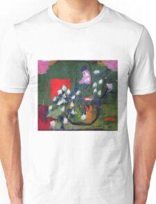 Flower In Flowerport Unisex T-Shirt