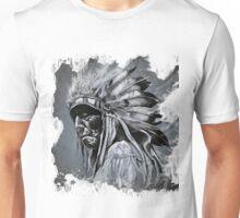 Native American Warrior - Pura Vida Unisex T-Shirt