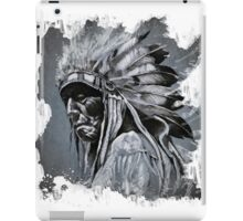 Native American Warrior - Pura Vida iPad Case/Skin