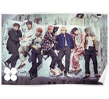 bangtan boys wings poster 1 Poster