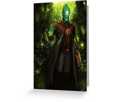 The Gaian Spirit Greeting Card