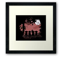 Special Monkey Framed Print