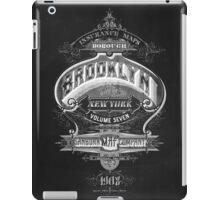 Brooklin iPad Case/Skin