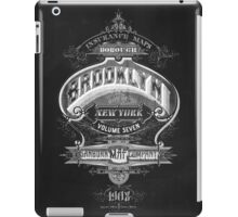 Brooklin iPad Case/Skin