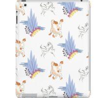 Jungle Pattern iPad Case/Skin