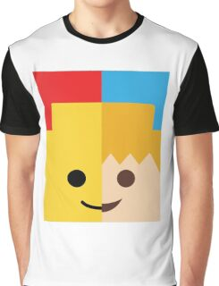 Boys Toy Graphic T-Shirt