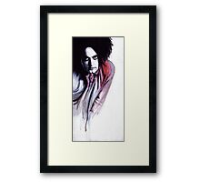 Timeless - Robert Smith Framed Print