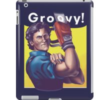 Groovy! iPad Case/Skin