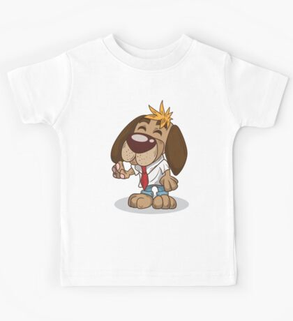 Chilled out Dog Kids Tee