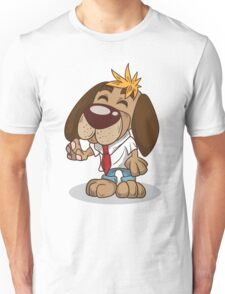 Chilled out Dog Unisex T-Shirt
