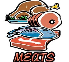 Meats by Rob Cox