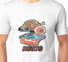 Meats Unisex T-Shirt