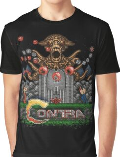 Contras Graphic T-Shirt