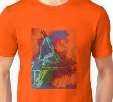 Coloured Legs V Unisex T-Shirt