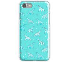 Happy Playful Giraffe iPhone Case/Skin