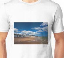 Blue skies, azure waters! Unisex T-Shirt