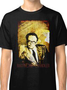 Raymond Chandler Detective Noir T-Shirt Classic T-Shirt