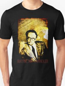 Raymond Chandler Detective Noir T-Shirt T-Shirt