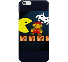3 Classic Game Character iPhone Case/Skin