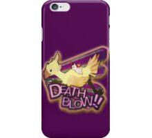 DEATH BLOW (FF7) iPhone Case/Skin