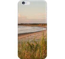 Port Maitland Beach, Near Sunset iPhone Case/Skin