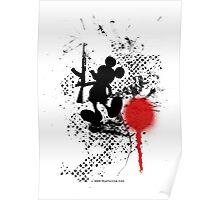 Bad Mickey Poster