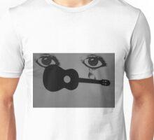 guitarra y lagrima  Unisex T-Shirt