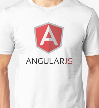 Angular JS Unisex T-Shirt