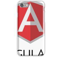Angular JS iPhone Case/Skin