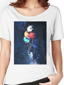 going up  Women's Relaxed Fit T-Shirt