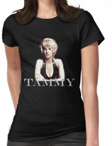 Tammy Wynette - Country Music Icon Womens Fitted T-Shirt