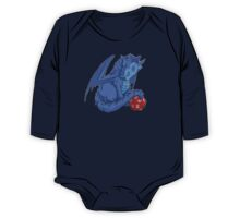 D20 Blue Dragon One Piece - Long Sleeve
