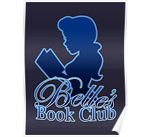 Belle's Book Club Poster