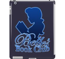 Belle's Book Club iPad Case/Skin