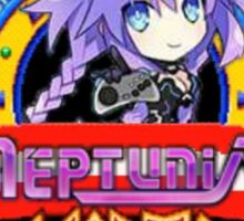 Neptunia Mania Ver. 2 (Background) Sticker