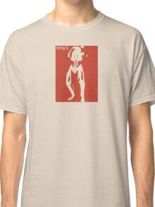 Female Titan Minimalist Classic T-Shirt