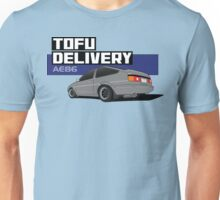 Initial D Tofu Delivery - AE86 Unisex T-Shirt