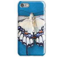 Passed On Swallowtail iPhone Case/Skin