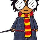 Tiny Harry by Aviva B